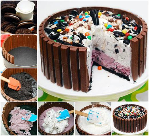 Торт из китката своими руками 31