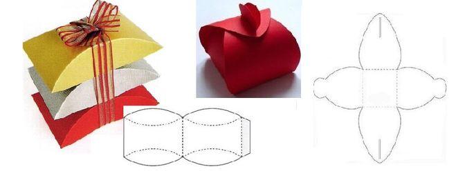 Как сделать копилку из бумаги своими руками без клея и ножниц 25