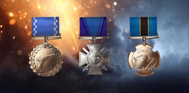 Battlefield 1. Как зарабатывать медали в Battlefield 1?