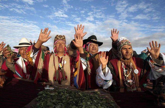 народы Чили