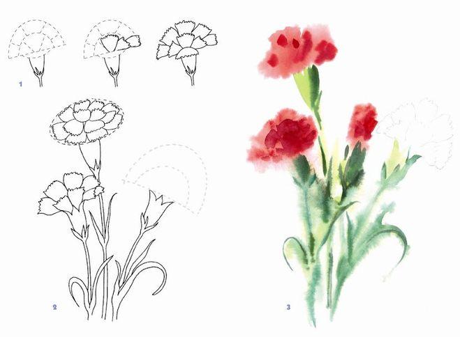 рисунок на 9 мая