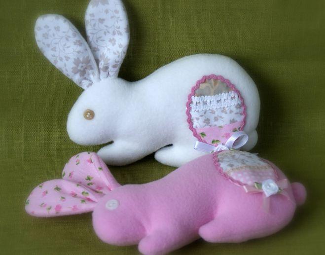 Заяц кролик мастер-класс фото видео
