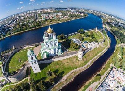 Где находится город Энск ?