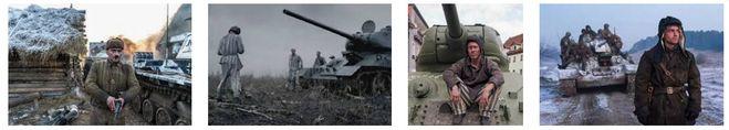 """интересные факты о съёмках российского фильма """"Т-34"""""""