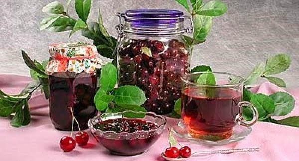 Сколько килограмм в литре вишни
