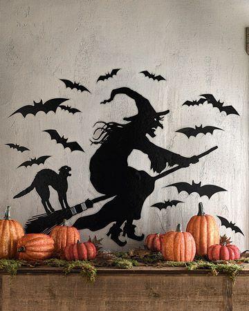 Как сделать ведьму на хэллоуин фото 136
