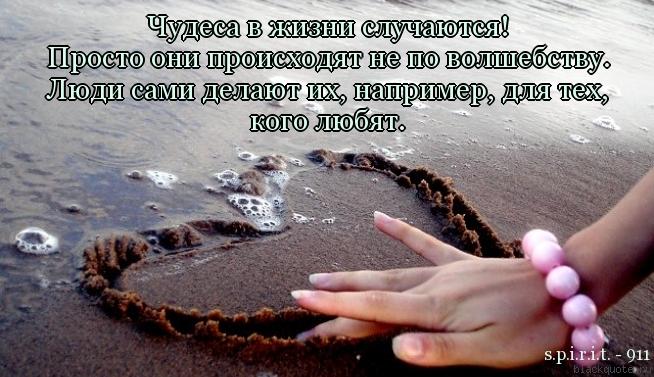 Чудеса мы делаем своими руками