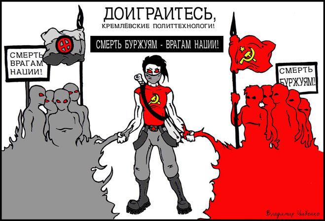 Татуировки национал социалистов