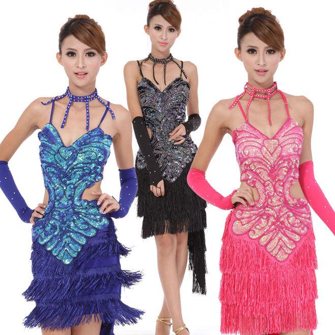 Пошив платьев для латиноамериканско