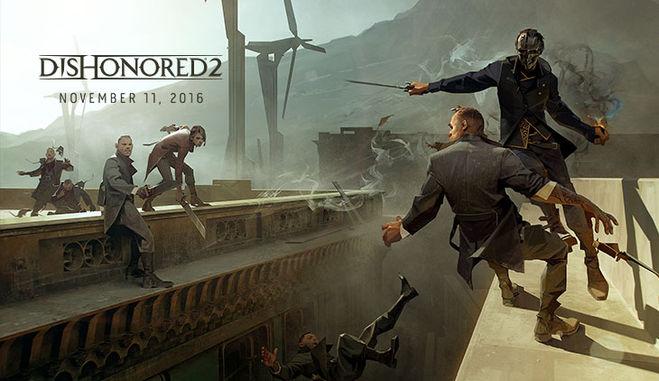 Dishonored 2: Какие есть патчи? Где скачать патчи для игры Dishonored 2?