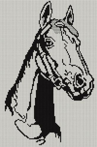 Черно белые и графика - вышивка крестом схемы бесплатно
