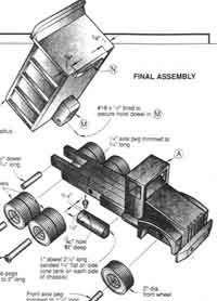 схема для деревянной машины