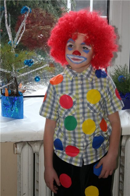 Сшить костюм клоуна своими руками на взрослого фото 642