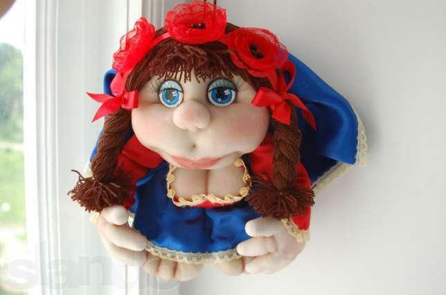 Кукла попик своими руками с фото