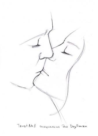 Фото во весь рост целующихся девушек 1 фотография