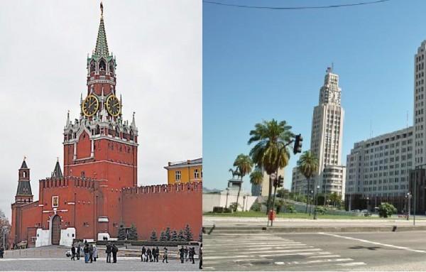 разница во времени Бразилия - Москва