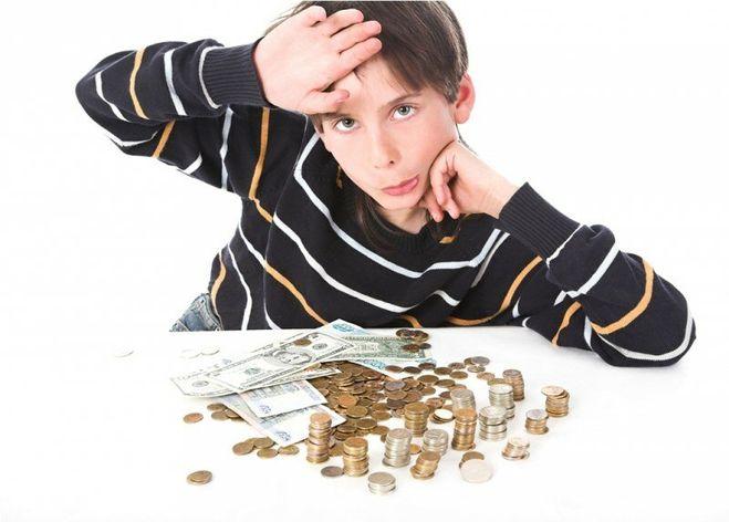 как заработать деньги подростку?Где и как?