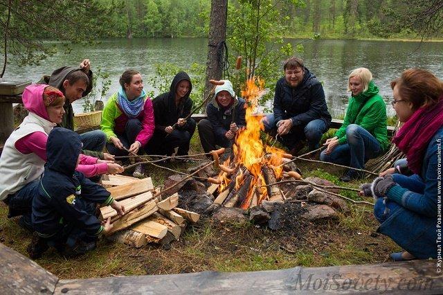 фотки с пикника в лесу-вя2