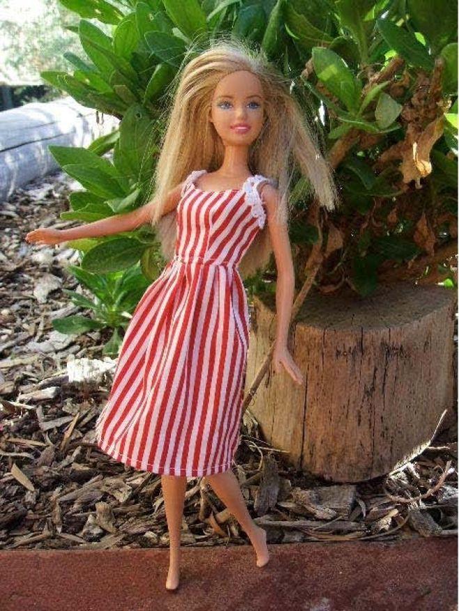 Платья для куклы барби 8