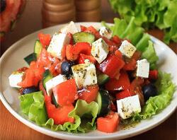Мягкий сыр для греческого салата названия россии — 3