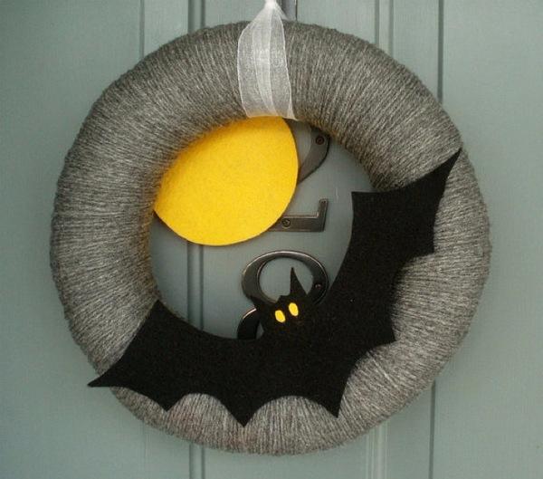 поделки из фетра на Хэллоуин