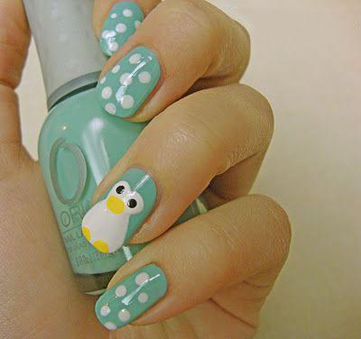 В?зерунки на ногтях в домашних условиях