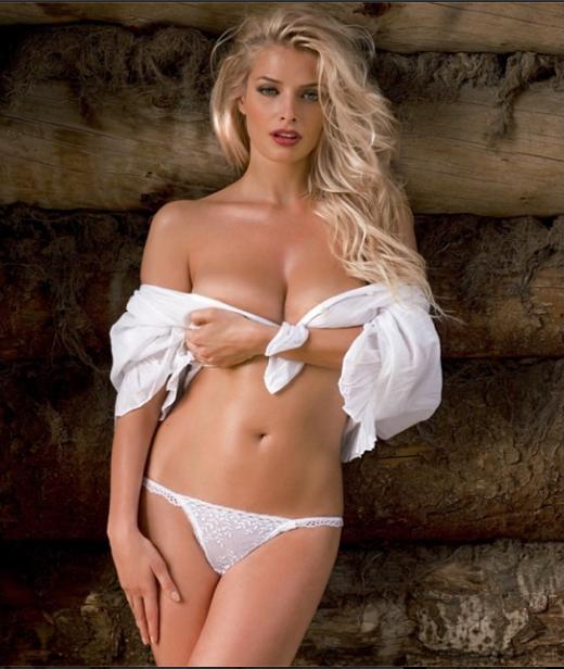 Татьяна Котова (Tatyana Kotova) на эро фото для журнала Maxim (Сентябрь 201
