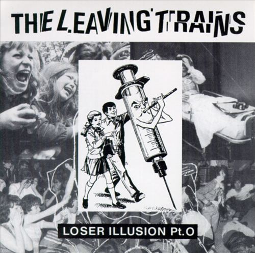 текст при наведении - Leaving Trains, The – Loser Illusion Pt.0