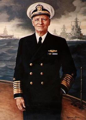 адмирал Честер Уильям Нимиц