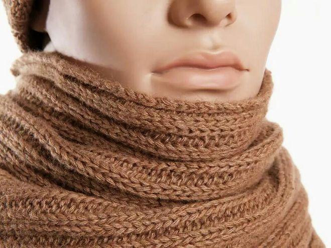 сколько нужно пряжи на шарф 2 метра