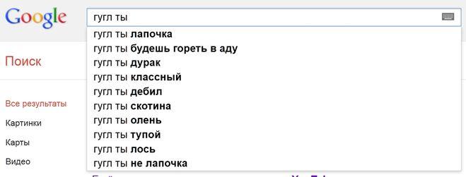 Гугл; Google; Запросы в Google; Поисковые запросы