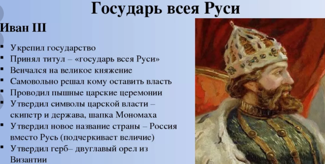 Иван 3 человек и государь эссе 7265