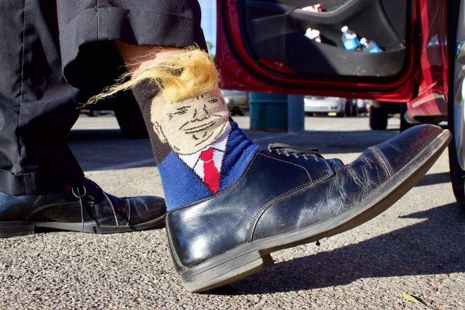 носки Трампа