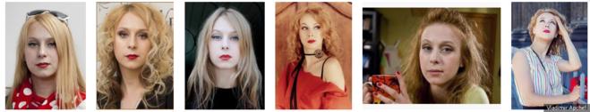 фото Лили Волковой, актеры сериала Универ, контакты актрисы Ларисы Барановой