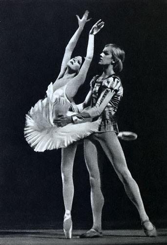 танцоры балета
