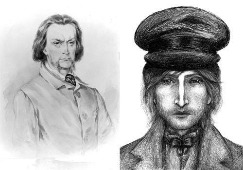 Базаров и Раскольников