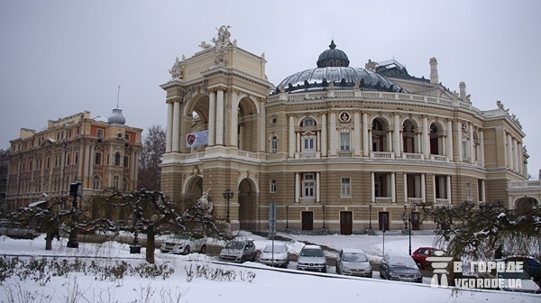 Когда в Украине выпадет первый снег в 2016?