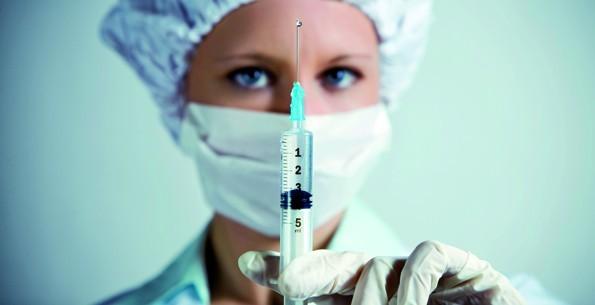 Когда поднимается температура после прививки от гриппа