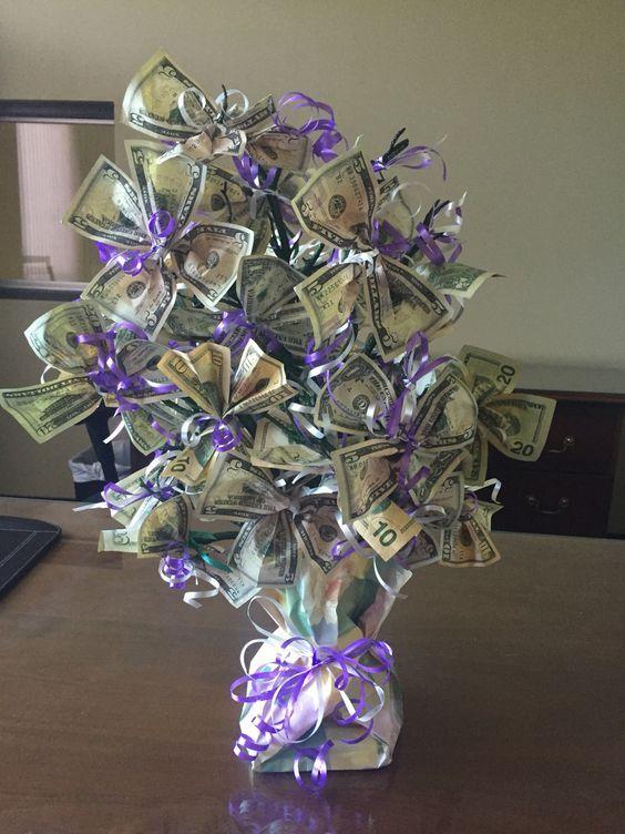 Корзина цветов из денег своими руками фото 5