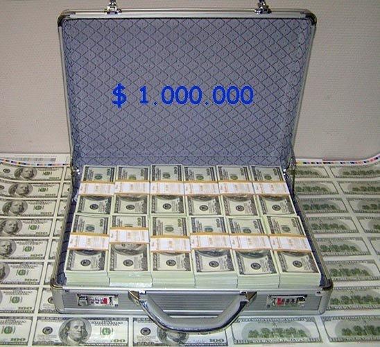 как выглядит миллион долларов фото