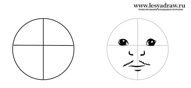 Как нарисовать добрыню никитича карандашом поэтапно