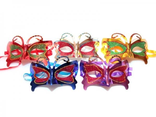 маска стрекозы своими руками