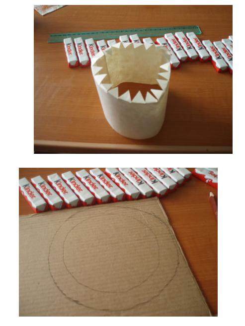 Как сделать торт из киндеров пошаговое 92