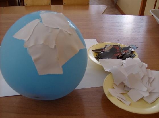 Как сделать форму шара своими руками
