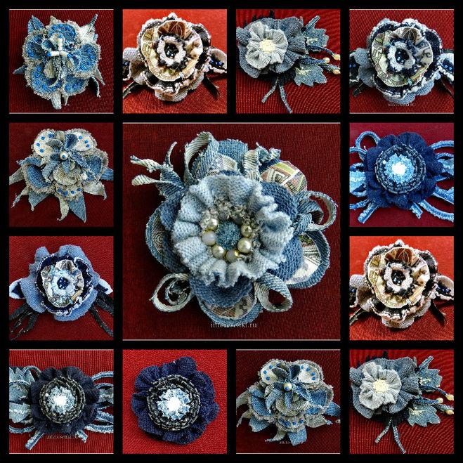 Декоративные изделия из ткани своими руками