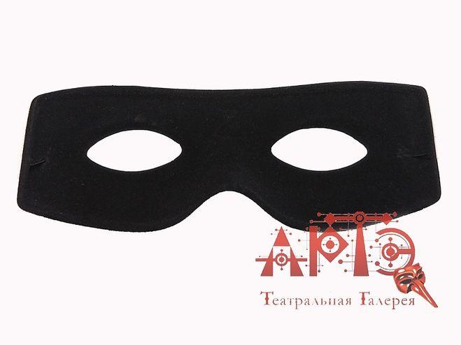 Как сделать маску как у зорро