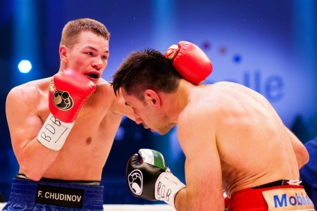 Чудинов—Штурм, мировой бокс