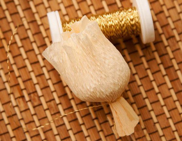 Букет из конфет невесте своими руками