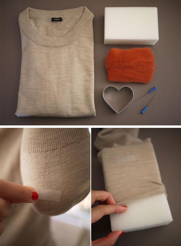 Как сделать форму для сердечек
