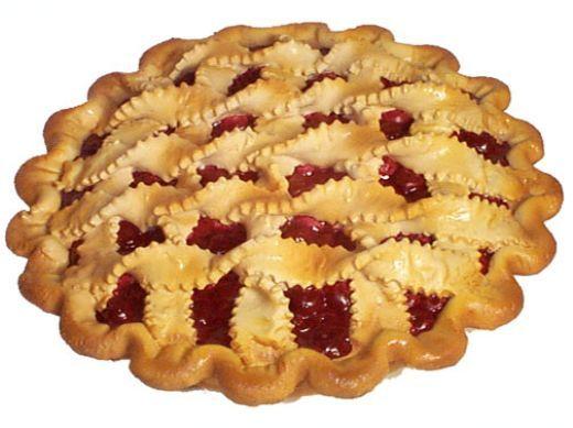 Пироги из дрожжевого теста с вишней рецепты с